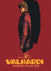 Valhardi (L'intégrale) -4- L'Intégrale 1956-1958