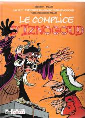 Iznogoud -18a1997- Le complice d'Iznogoud