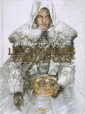 Les chevaliers d'Héliopolis -2- Albedo, l'œuvre au blanc