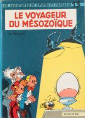 Spirou et Fantasio -13a66- Le voyageur du mésozoïque