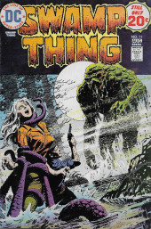 Swamp Thing Vol.1 (DC comics - 1972) -11- The Conqueror Worms!