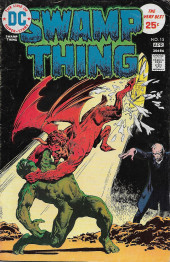 Swamp Thing Vol.1 (DC comics - 1972) -15- The Soul-Spell of Father Bliss