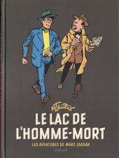 Marc Jaguar -1b2018- Le Lac de L'Homme Mort