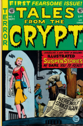Tales from the Crypt (1992) -1- Crypt of Terror 17 (1950)