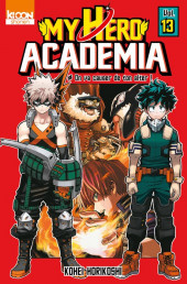 My Hero Academia -13- On va causer de ton alter !