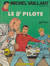 Michel Vaillant -8d1975- Le 8e pilote