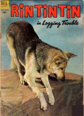Rin Tin Tin (Dell - 1954) -4- Logging Trouble