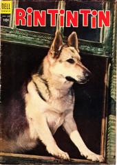 Rin Tin Tin (Dell - 1954) -5- (sans titre)