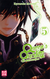 Queen's quality, the mind sweeper -5- Tome 5