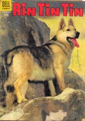 Rin Tin Tin (Dell - 1954) -9- (sans titre)
