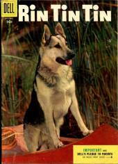 Rin Tin Tin (Dell - 1954) -10- (sans titre)
