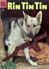 Rin Tin Tin (Dell - 1954) -11- (sans titre)