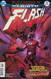 Flash (The) (2016) -30- Blood Work