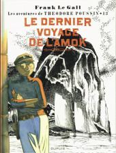 Théodore Poussin -13- Le dernier voyage de l'Amok