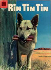 Rin Tin Tin (Dell - 1954) -12- (sans titre)