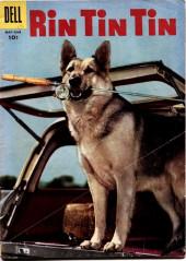 Rin Tin Tin (Dell - 1954) -13- (sans titre)