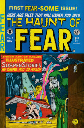 Haunt of Fear (The) (1992) -1- The Haunt of Fear 15 (1950)