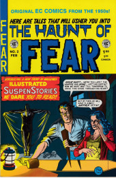 Haunt of Fear (The) (1992) -2- The Haunt of Fear 16 (1950)