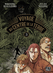 Voyage au centre de la Terre (Kurazono) -3- Tome 3