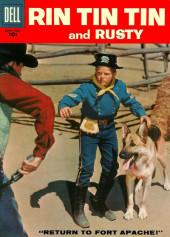 Rin Tin Tin and Rusty (Dell - 1957) -25-