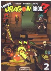 Super Dragon Bros. Z -2- Tome 2