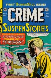 Crime SuspenStories (1992) -1- Crime SuspenStories 1 (1950)