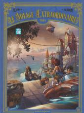Le voyage Extraordinaire -448hBD- Tome 4 - Les Îles mystérieuses - 1/3