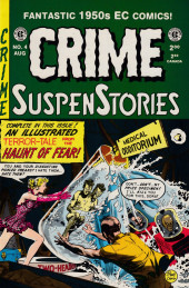 Crime SuspenStories (1992) -4- Crime SuspenStories 4 (1951)