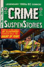 Crime SuspenStories (1992) -5- Crime SuspenStories 5 (1951)
