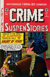 Crime SuspenStories (1992) -6- Crime SuspenStories 6 (1951)