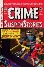 Crime SuspenStories (1992) -9- Crime SuspenStories 9 (1952)