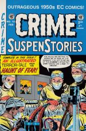 Crime SuspenStories (1992) -10- Crime SuspenStories 10 (1952)