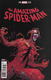 Amazing Spider-Man (The) (Marvel Legacy - 2017) -796VC- Threat Level: Red Part 3