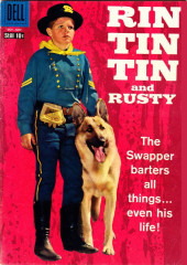 Rin Tin Tin and Rusty (Dell - 1957)