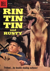Rin Tin Tin and Rusty (Dell - 1957) -28- (sans titre)