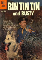Rin Tin Tin and Rusty (Dell - 1957)