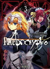 Fate/Apocrypha -3- Tome 3