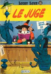 Lucky Luke (Pub et Pastiches) -13Total- Le juge