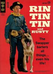 Rin Tin Tin and Rusty (Gold Key - 1963) -1- Rin Tin Tin and Rusty