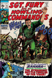 Sgt. Fury and his Howling Commandos (Marvel - 1963) -72- (sans titre)
