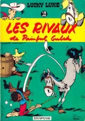 Lucky Luke (Pub et Pastiches) -19Total- Les Rivaux de Painful Gulch