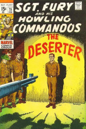 Sgt. Fury and his Howling Commandos (Marvel - 1963) -75- The Deserter