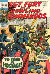 Sgt. Fury and his Howling Commandos (Marvel - 1963) -80- To Free a Hostage !