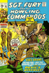 Sgt. Fury and his Howling Commandos (Marvel - 1963) -84- The Devil's Disciples !