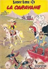 Lucky Luke (Pub et Pastiches) -24Total- La caravane