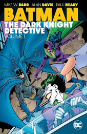 Detective Comics (1937) -INT- The Dark Knight Detective - Volume 1