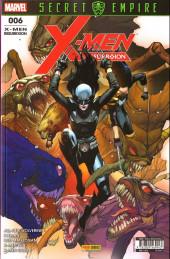 X-Men Resurrxion  -6- Le nid