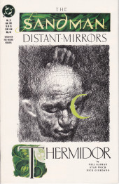 The sandman (DC comics - 1989) -29- Thermidor [Distant Mirrors]