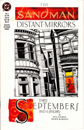 The sandman (DC comics - 1989) -31- Three Septembers And A January [Distant Mirrors]