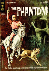 Phantom (The) (Gold Key - 1962) -1- The Phantom